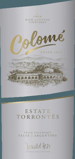 Colomé Torrontés 2019 - Bodega Colomé von Bodega Colomé