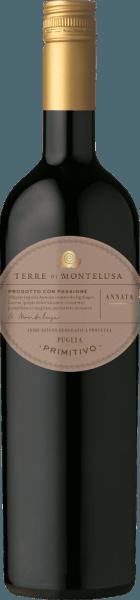 Primitivo Puglia IGT 2019 - Terre di Montelusa