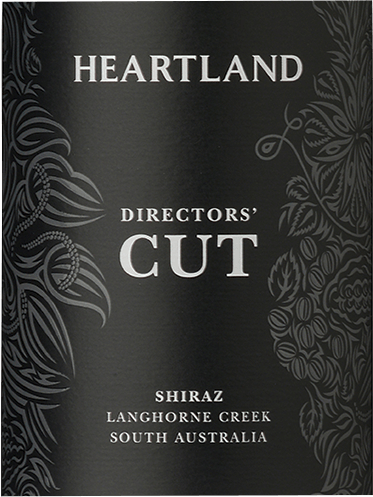 Heartland Director's Cut Shiraz 2017 - Heartland Wines von Heartland Wines