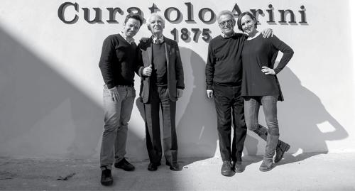 Die Familie Curatolo Arini