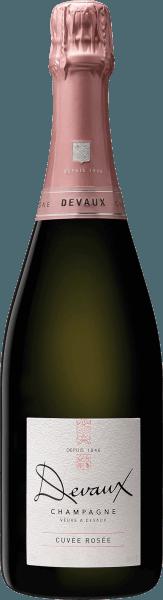 Cuvée Rosée Brut - Champagne Devaux von Champagne Devaux