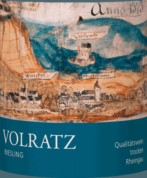 Volratz 1573 Riesling trocken 1,0 l 2019 - Schloss Vollrads von Schloss Vollrads