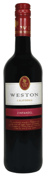 Zinfandel 2018 - Weston Estate Winery