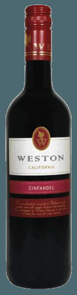 Der Zinfandel von Weston Estate Winery in der Literflasche verströmt Aromen von dunklen Kirschen und reifen Pflaumen in der Nase. Am Gaumen wirkt der kalifornische Rotwein angenehm würzig, fruchtig und frisch mit einer ansprechenden Säure, samtigen Tanninen und einer harmonischen Frucht. Abgerundet wird der fruchtige Eindruck von Nuancen von Feigen und Gewürzen. Speiseempfehlung für denWeston Estate Winery Zinfandel - 1,0 Liter Genießen Sie diesen fruchtig-frischen Rotwein zu Gegrilltem, mexikanischen Gerichten, Steaks, Wildgerichten, Aufläufen und kräftigem Käse oder einfach so.