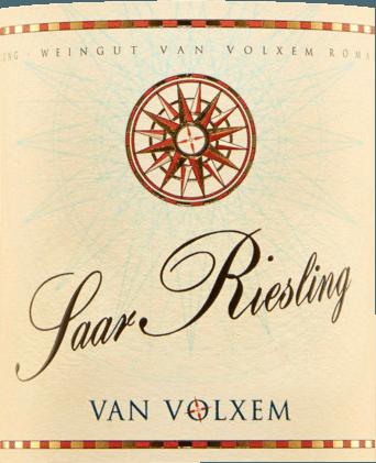 Saar Riesling trocken 2015 - Van Volxem von Van Volxem