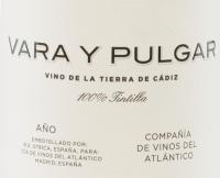 Vorschau: Vara y Pulgar Tintilla 2014 - Compañía de Vinos del Atlántico