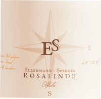 Vorschau: Rosalinde Rosé 1,0l 2020 - Ellermann-Spiegel