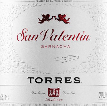 San Valentin Tinto DO 2019 - Miguel Torres von Miguel Torres