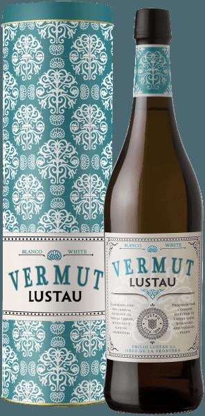 Vermut Blanco in metal box - Emilio Lustau