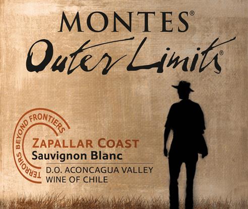 Outer Limits Sauvignon Blanc 2019 - Montes von Montes Chile