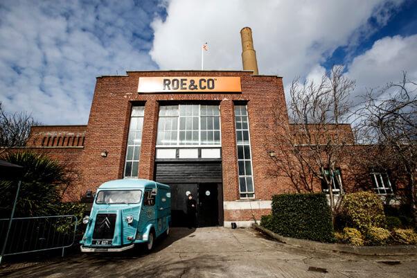 Roe & Coe Distillery