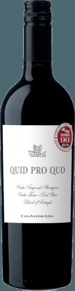Quid Pro Quo Vinho Tinto 2019 - Casa Santos Lima