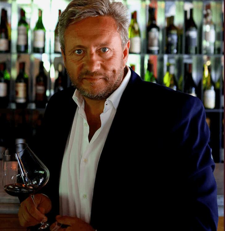 Marc Kent from Boekenhoutskloof