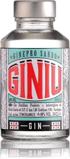 Giniu Gin 0,1 l - Silvio Carta von Silvio Carta