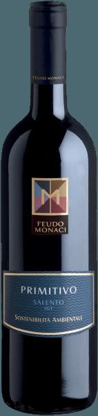 Primitivo Salento IGT 2018 - Castello Monaci