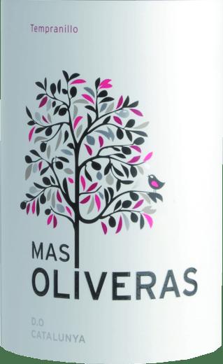 Tempranillo 2019 - Mas Oliveras von Mas Oliveras