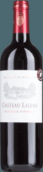 Bordeaux Supérieur AOC 2017 - Château Lalene