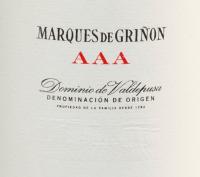 Vorschau: AAA Dominio de Valdepusa DO 2013 - Marques de Grinon