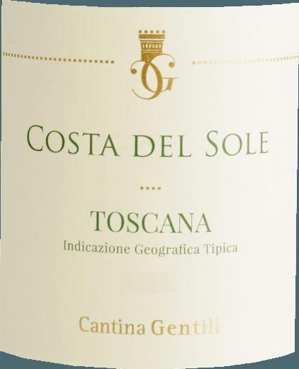 Costa Del Sole 2019 - Cantina Gentili von Cantina Gentili