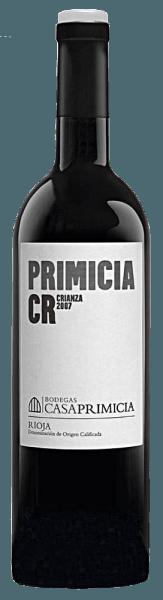 Der Crianza DOCa Rioja Alavesa von Bodegas Casa Primicia präsentiert sich in rubinroter Farbe mit ziegelroten Reflexen. Das kompakte und schöne Fruchtaroma nach Cassis, Brombeere, Kirsche und Pflaume wird von ledrigen Nuancen sowie Vanille, Mokka, Röstaromen und etwas Zigarre ergänzt. Am Gaumen zeigt sich der Crianza von Casa Primicia er frisch, intensiv, saftig und opulent mit üppigen Früchten und holzigen Anklängen. Ausgewogene, eindringliche Tannine und eine angenehme Säure lassen ihn elegant und delikat erscheinen. Speiseempfehlung zum Casa Primicia Crianza Wir empfehlen diesen spanischen Rotwein zu fruchtiger Pasta, zu Paella, auf der Haut gebratenem Seefisch, gegrilltem und gebratenem Lamm, Kaninchen oder Wild und reifen Käsesorten.