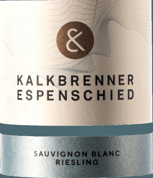Sauvignon Blanc & Riesling 2018 - Kalkbrenner und Espenschied von Nico Espenschied