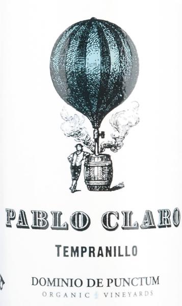 Pablo Claro Tempranillo VT Castilla 2019 - Dominio de Punctum von Dominio de Punctum