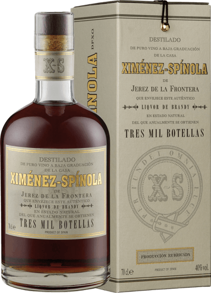 Brandy 3.000 botellas D.O. - Ximénez-Spinola