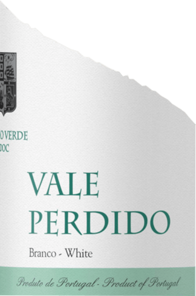 Vale Perdido Vinho Verde 2018 - Casa Santos Lima von Casa Santos Lima