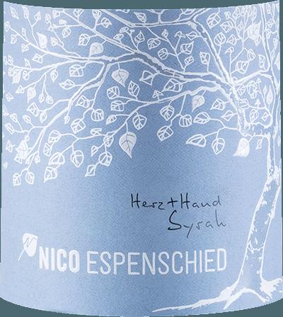 Herz+Hand Cabernet Franc Syrah 2017 - Nico Espenschied von Nico Espenschied