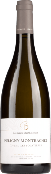 Puligny Montrachet 1e Cru Les Folatieres Blanc 2018 - Berthelemot
