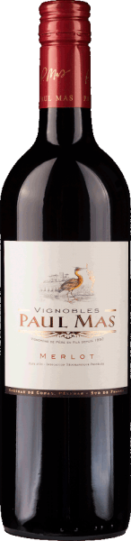 Classique Merlot IGP 2019 - Domaine Paul Mas