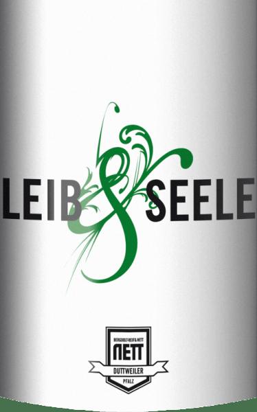 Leib & Seele Cuvée feinherb 2019 - Bergdolt-Reif & Nett von Bergdolt-Reif & Nett