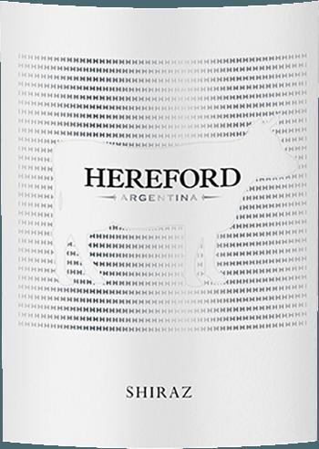 Hereford Shiraz 2019 - Bodegas La Rosa von Bodegas La Rosa