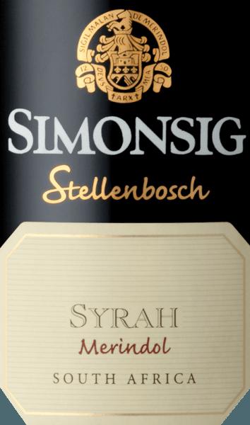 Merindol Syrah 2017 - Simonsig von Simonsig