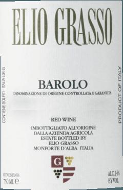 Barolo DOCG 2014 - Elio Grasso von Elio Grasso