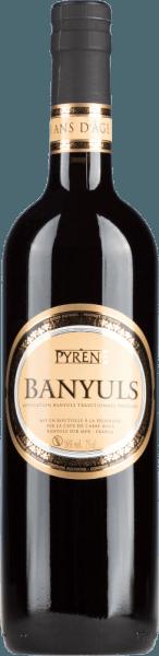 Pyrene Banyuls Vin Doux Naturel - Cave de l'Abbé Rous