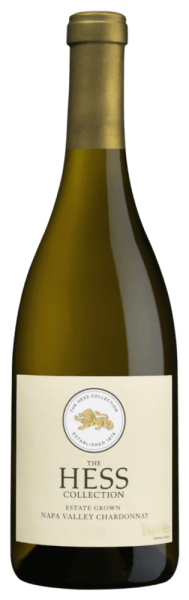 Chardonnay Napa Valley 2018 - Hess Collection Winery von Hess Collection Winery