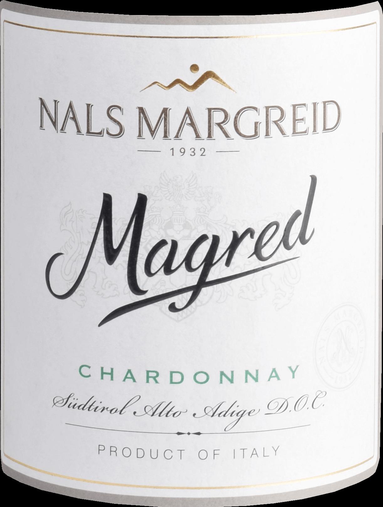 Magred Chardonny Alto Adige DOC - Nals Margreid
