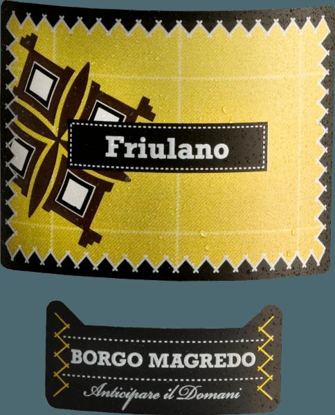 Friulano DOC 2018 - Borgo Magredo von Borgo Magredo