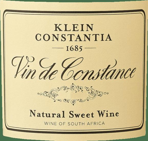 Vin de Constance 0,5 l 2017 - Klein Constantia von Klein Constantia