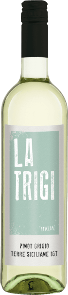 Pinot Grigio Terre Siciliane IGT 2019 - La Trigi von La Trigi