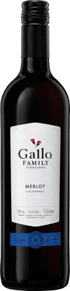Merlot 2019 - Gallo Family