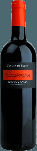 Camponovo Rosso di Toscana IGT 2018 - Tenuta di Sesta
