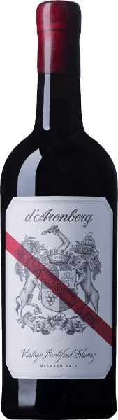 The Vintage Fortified Shiraz 2008 - d'Arenberg
