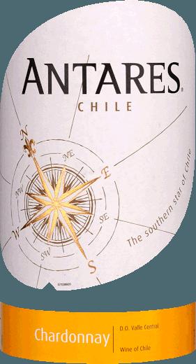 Antares Chardonnay Central Valley DO 2019 - Santa Carolina von Santa Carolina