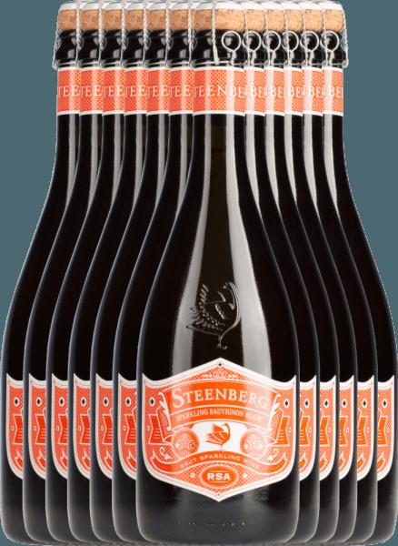 12er Vorteilspaket - Sparkling Sauvignon Blanc - Steenberg