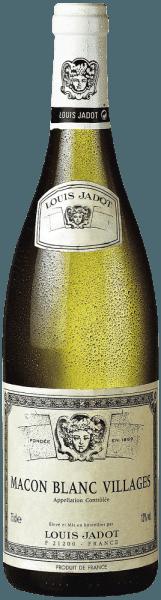 Der Mâcon Blanc Villages AOC von Louis Jadotschimmert blass strohgelb im Glas und wird von goldenen Glanzlichtern durchzogen. Sein elegantes Bouquet erinnert an reife Zitronen, weiße Sommerblüten, etwas Birne und Steinobst (Aprikose, Pfirsich). Am Gaumen ist derLouis Jadot Mâcon VillagesBlanc saftig mit duftigen, reifen Zitrusfrüchten und einer lebendig frischen, jedoch zugleich ausgewogenen Säure, die ein frisches, elegantes und äußerst animierendes Gefühl hervorruft. Wir empfehlen ihn als erfrischenden Aperitif oder als Begleiter zu gegrilltem Fisch, Meeresfrüchten, pochiertem Fisch, gebratener Forelle oder Seezunge sowie zu Ziegenfrischkäse.