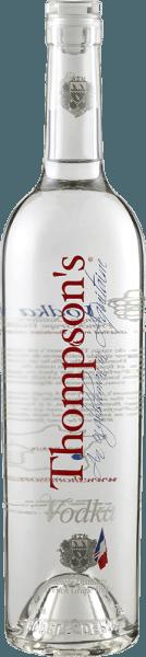 Thompson's bordelais grape Vodka - Thompson's