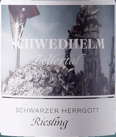 Schwarzer Herrgott Riesling Große Lage trocken 2018 - Schwedhelm Zellertal von Weingut Schwedhelm Zellertal