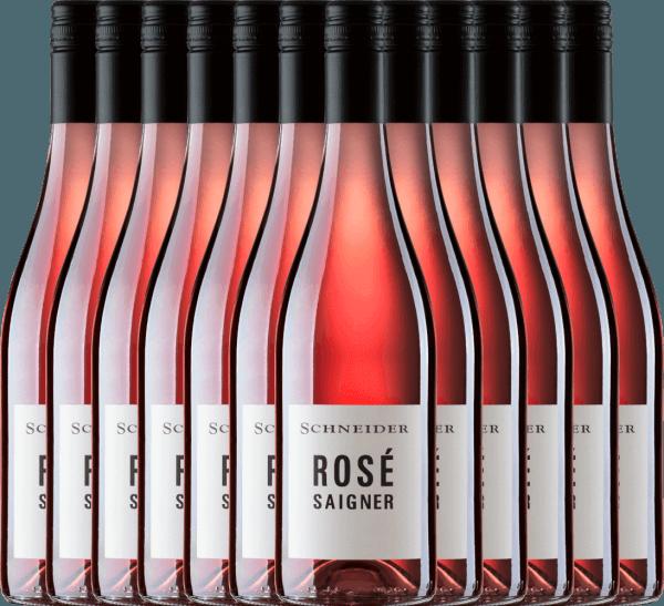 12er Vorteils-Weinpaket - Saigner Rosé trocken 2020 - Markus Schneider